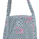 FREE PEOPLE Reusable Lightweight Fabric Shopping Bag Tote!
