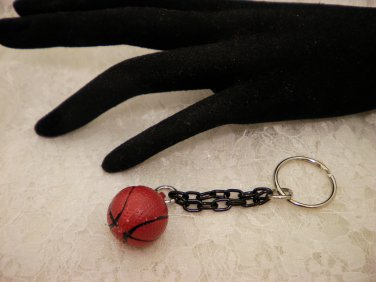 Basket Ball Key Chain