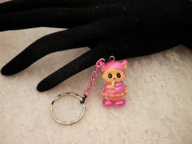 Cute Lttle Girl Key Chain