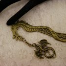 Bronze Dragon Charmed Book Mark