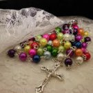 All Colored Pearled Rosaries