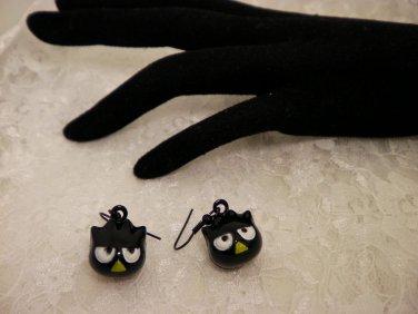 Hello Kitty Badtz Maru Bell Earrings