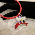 Hello Kitty Dolphin Charm Necklace