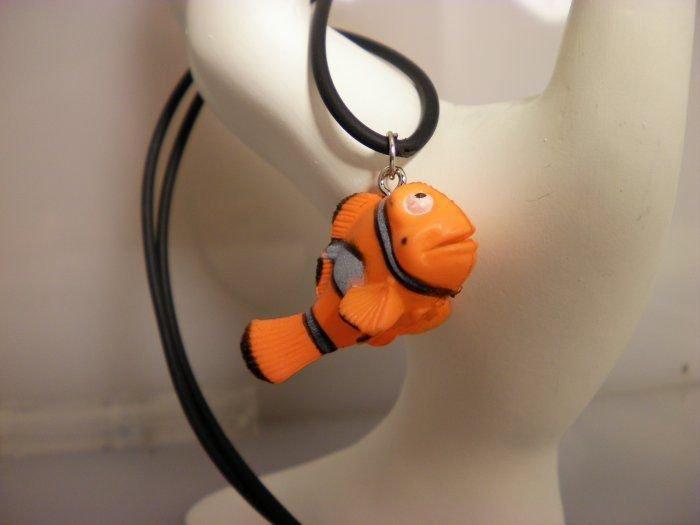 Nemo Fish Charm Necklace