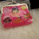 Betty Boop Coin Purse Pink