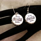 Coke Charm Earrings
