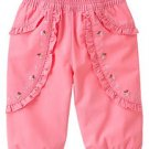 Love is in the Air Flower Ruffle Pant sz 3T