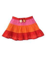 Fiesta Fiesta Girl Tiered Skirt sz 3-6 mo