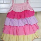 Children's Place Ruffle Dress LN 3-6 mo