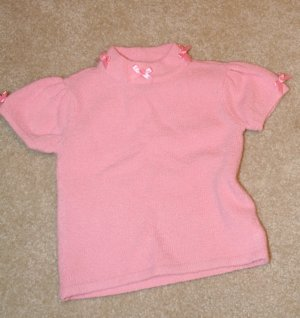 The Children's Place Pink Sweater LN 18 mo