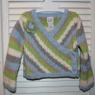 Gap striped sweater EUC 18-24 mo