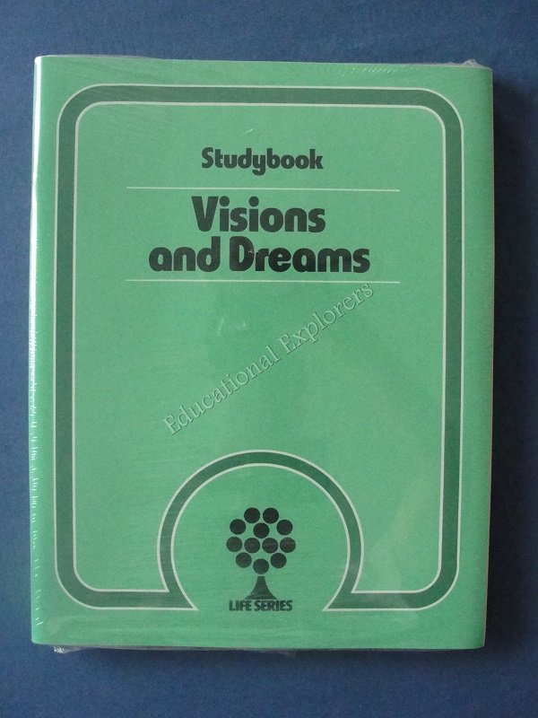 Visions and Dreams Student Activity Set 8th Grade Level 15 New