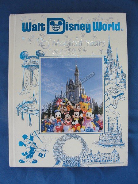 Walt Disney World 20 Magical Years