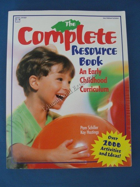 The Complete Resource Book Curriculum for Preschoolers