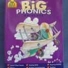 Big Phonics Workbook School Zone Publishing Company