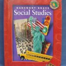 Hartcourt Brace Social Studies A Child's Place Florida Edition
