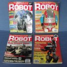 Robot Magazines Robotics Spring July/August September/October November/December 2008