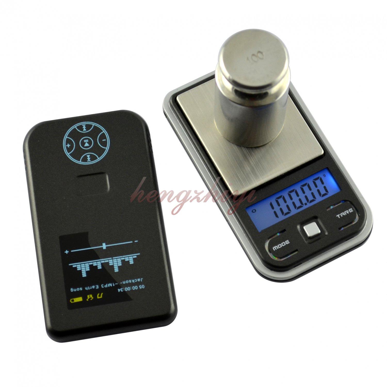Mini Digital 200g x 0.01g Jeweler Pocket Carat Scale Electronic Weighing Balance, Free Shipping