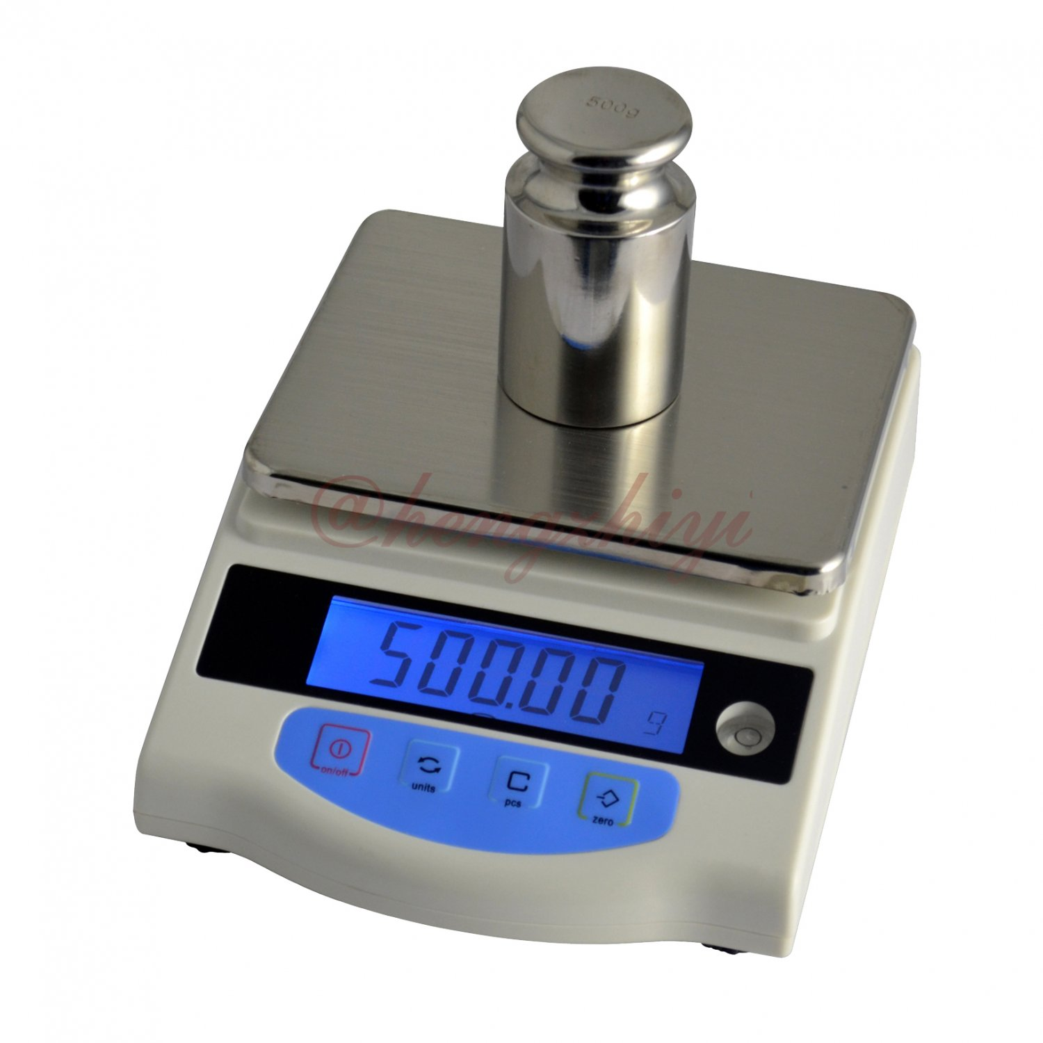 1000g x 0.01g Digital Jewelry Silver Coin Scale Balance w Germany Sensor +Counting, Free Shipping