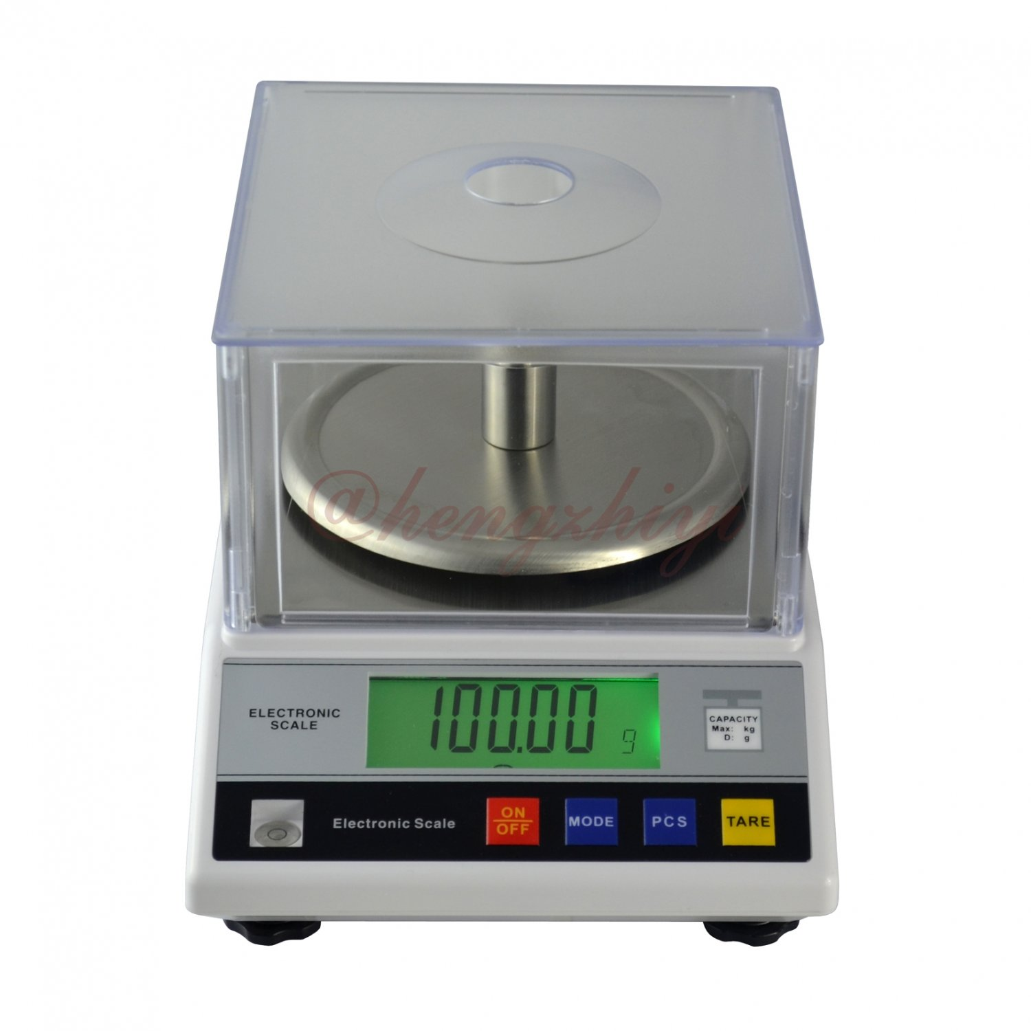 300g x 0.01g Digital Precision Jewelry Carat Scale Balance w Wind Shield + Counting, Free Shipping