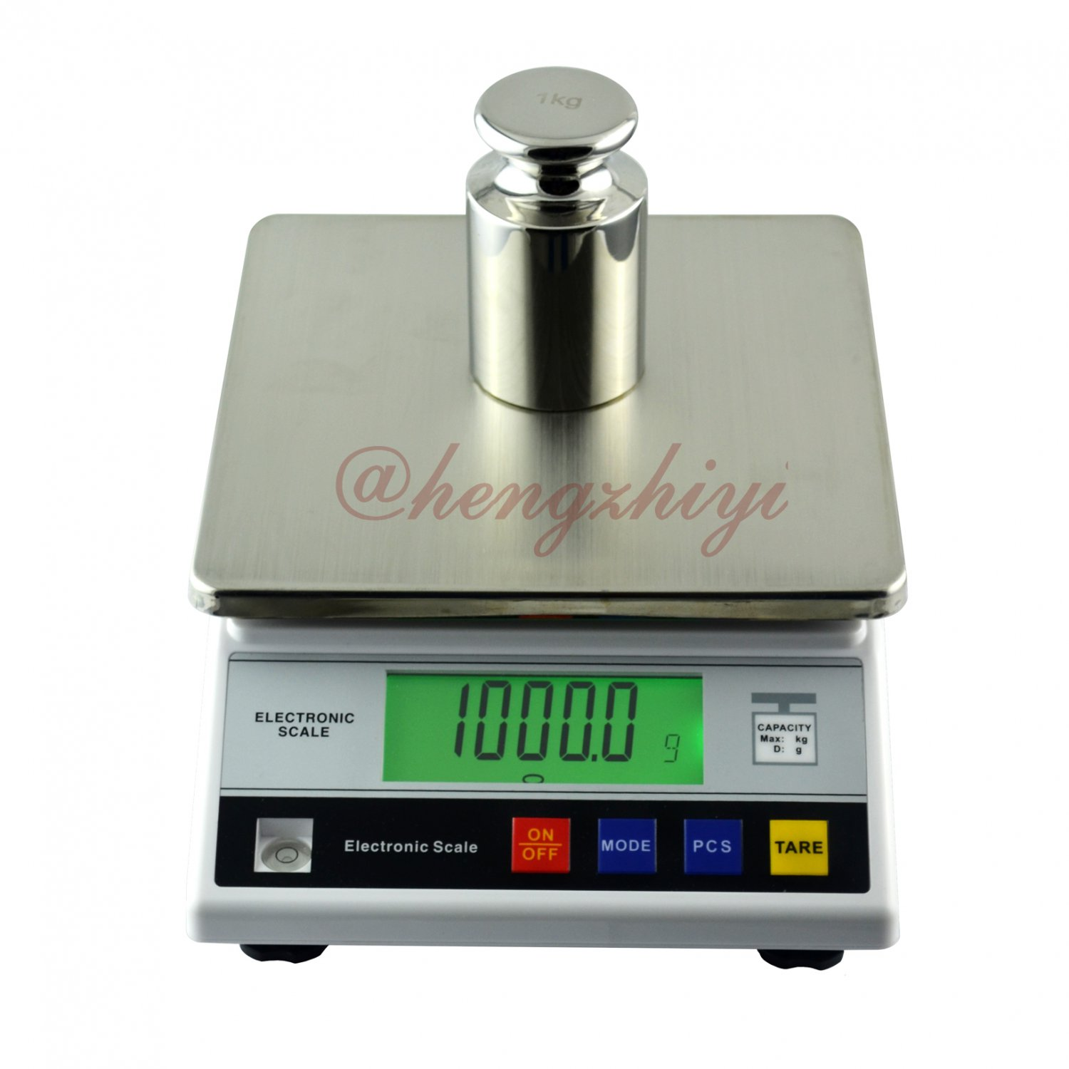 3kg x 0.1g Digital Accurate Precision Kitchen Baking Scale Balance w Counting, Free Shipping