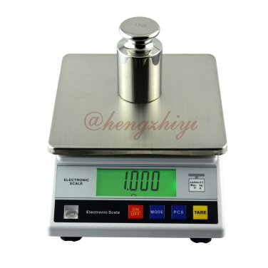 10kg x 1g Electronic Accurate Industrial Weighing Balance Scale w Counting, Free Shipping