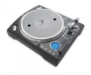 Numark TTX PremiumTurntable with High Torque Motor