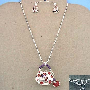 NECKLACE / EARRNG SET