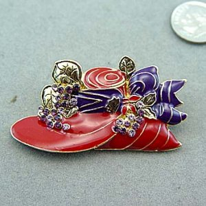 RED HAT BROACH