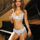 Embroidered Bra and Panty Set   item 5473
