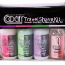 Coochy Travel Shave Kit