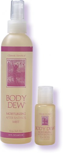 Body Dew Moisturizing Body Mist