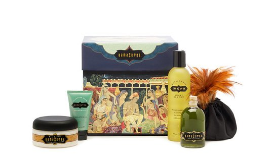 Kama Sutra Earthly Delight Gift Set