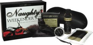Lover's Choice Naughty Weekender Kit