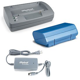 iRobot Scooba Charging kit,(Charger,Battery,Power Cord)