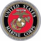 UNITED STATES MARINE CORPS MILITARY CAR VEHICLE WINDOW DECAL PATRIOTIC STICKER
