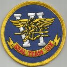 US NAVY SEAL TEAM SIX MILITARY PATCH SEAL TEAM VI SEAL TEAM 6