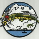 ZP-15 US NAVY Aviation Airship Patrol Squadron 15 Military Patch FLYING GATOR
