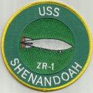 NAVY USS SHENANDOAH ZR-1 ZEPLIN CLASS RIGID AIRSHIP MILITARY PATCH