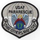 USAF PARARESCUE JUMPER MILITARY PATCH SO OTHERS MAY LIVE - AIR FORCE