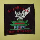 "US ARMY 160th SOAR Military Patch WILDHORSE ""BEAST OF THE EAST"" - SPECIAL OPS"