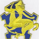 ARMY - 9th CAVALRY REGIMENT MILITARY PATCH INSIGNIA