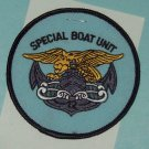 United States NAVY Special Boat Unit 12 - SBU 12 - COLOR Military Patch