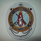 Great Lakes, IL - Recruit Training Command Navy Military Patch