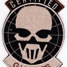 SPECIAL FORCES GROUP GHOST RECON ADVANCED WARFARE MILITARY PATCH CERTIFIED GHOST
