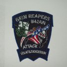 B-4-2 Attack Aviation Rgt Air Cavalry GRIM REAPERS Military Patch