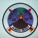 USS GREAT SITKIN (AE 17) AMMUNITION SHIP MILITARY PATCH