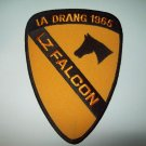 US ARMY 1st CAVALRY DIVISION MILITARY PATCH IA DRANG 1965 LZ FALCON