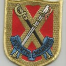 UNITED STATES MARINE CORPS 4th MARINE SERVICE PATCH  -  MILITARY PATCH - USMC