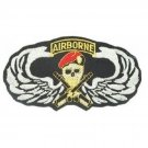 US ARMY SPECIAL FORCES AIRBORNE SKULL WINGS MILITARY PATCH
